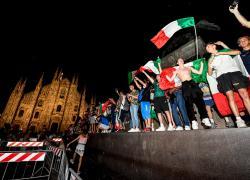 Finale Italia-Inghilterra: vita breve dei festeggiamenti calcistici, e adesso cosa è rimasto?
