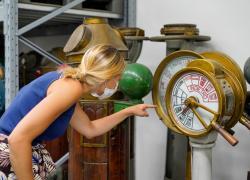 Museo Nazionale Scienza e Tecnologia Leonardo da Vinci,  i depositi aprono al pubblico