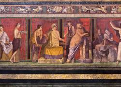 Pompei, riaprono la Villa dei Misteri e il Lupanare