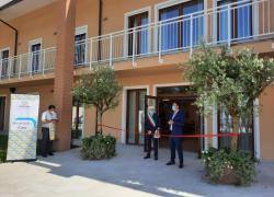 Korian: inaugura Casa San Giulio, l'innovativa dimora di legno ecologico per over 65