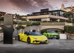 Lamborghini Lounge a Porto Cervo per un estate al top