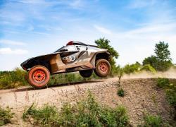 Audi RS Q e-tron: pronta per conquistare  la Dakar 2022