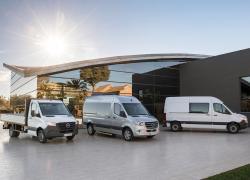 Mercedes-Benz Sprinter : il Large Van dai consumi ridotti