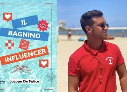 """Pubblicato il libro di Jacopo De Felice """"Il bagnino influencer"""", edito da oVer Edizioni"""