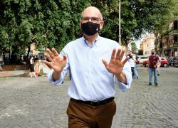 """Enrico Letta candidato a Siena: """"Non potevo rifiutare, sarebbe stata diserzione"""""""