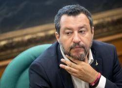 """Vaccino Covid, Salvini precisa: """"Non l'ho fatto perché l'ha detto Draghi"""""""