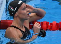 """Olimpiadi Tokyo 2020, Federica Pellegrini in finale: """"Niente medaglia, era questo il mio obiettivo"""""""