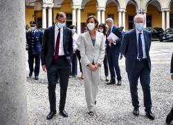 Giustizia, Cartabia da Draghi: respinta norma pro Berlusconi e maggioranza spaccata