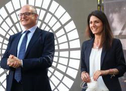 Elezioni Roma, volano stracci tra Gualtieri e Calenda: Michetti abbandona incontro per protesta