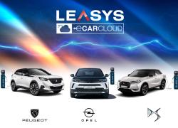 Leasys lancia CarCloud E-NERGY, l'abbonamento ai SUV compatti elettrici