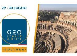 """Roma, G20 per la cultura al via, Draghi: """"Da qui la ripartenza"""""""