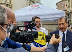La Milano Radicale con Sala, presentato oggi il simbolo della lista