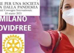 Rotary per Milano Covidfree. L'e-book con gli Atti del Convegno