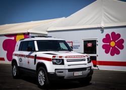 Land Rover consolida lo storico rapporto con la Croce Rossa Italiana
