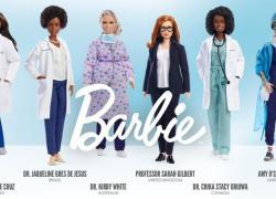 """Barbie virologa: la """"mamma"""" di AstraZeneca nuovo modello per le bambine"""
