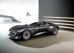 L' Audi skysphere concept debutta a Pebble Beach