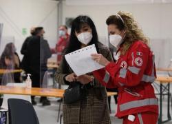 Covid, tamponi rapidi gratuiti in tutta Italia: l'iniziativa della Croce Rossa Italiana