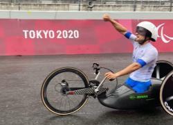 Paralimpiadi 2021, oro nell'handbike: Mazzone, Cecchetto e Colombari da sogno