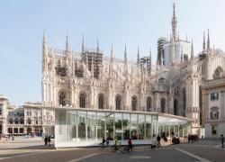 """Il Salone / la Città e le """"Allusioni Iperformali"""" di Carlo Mollino in mostra alla Triennale di Milano"""