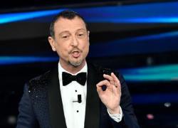 Sanremo 2022, Amadeus e co-conduttore: occhi puntati su un sex symbol