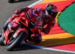 Moto GP oggi, i risultati: Bagnaia vince ad Aragon dopo un duello serrato con Marquez