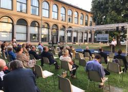 I discorsi del coraggio: la città di Milano tra grandi eventi e speranze nell'autunno della ripartenza