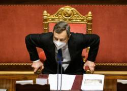 Sondaggi politici oggi in Italia: Draghi piace, ma non al posto di Mattarella