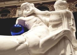 Jeff Koons alle Gallerie d'Italia: la persistenza delle forme e l'iridescenza del contemporaneo