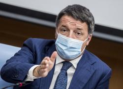 """Matteo Renzi: """"Posizione della destra su Green pass inspiegabile"""""""
