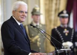 """Nato, Mattarella a Napoli: """"Rafforzamento della Difesa Ue rafforza anche l'Alleanza"""""""