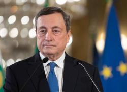 """Clima, Draghi: """"Non abbiamo rispettato le promesse dell'accordo di Parigi"""""""