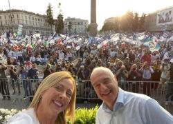 """Covid, Giorgia Meloni: """"Vogliamo un'indagine su mangiatoia sinistra"""""""