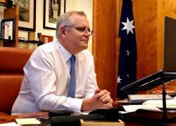 "Sottomarini nucleari, crisi tra Australia e Francia . Morrison: ""Non mi pento"""