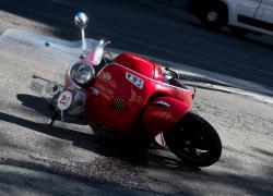 Incidente sulla Frosinone Mare, scontro tra moto: 3 morti e 5 feriti