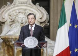 """Pnrr, Draghi: """"Determinati a reprimere infiltrazioni criminali"""""""