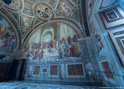 """Carrier per conservare l'arte dei Musei Vaticani: """"Garantire la protezione e la sicurezza delle opere d'arte"""""""