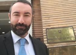 """Green pass, Barillari (ex M5s): """"Bloccato all'ingresso consiglio perché senza"""""""