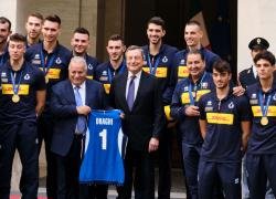 Europei pallavolo 2021, Mattarella oggi incontra nazionali maschile e femminile