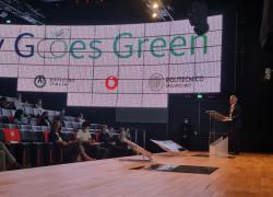 Vodafone Italia, ItalyGoes Green: le domande dei giovani verso la COP26