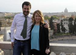 """Salvini-Meloni, dopo le frizioni arriva l'abbraccio distensivo: """"Governeremo insieme"""""""