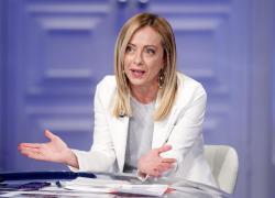 """Elezioni, Meloni raccoglie la sfida di Letta e rilancia: """"Siete sicuri di batterci? Allora votiamo subito"""""""