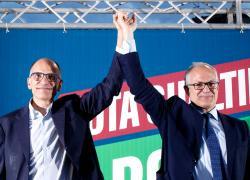 """Elezioni, Letta: """"Pd tornato in sintonia col Paese. Può nascere il nuovo Ulivo"""""""