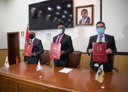 Eni, ANPG e Sonangol: firmato un protocollo nell'ambito degli agro-biocarburanti in Angola