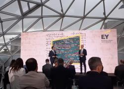 EY Digital Summit: al centro del dibattito il paese, le persone e le aziende del futuro