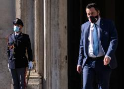 """Governo, incontro Draghi-Salvini dopo strappo sul fisco: """"Rispettare impegni con Ue"""""""