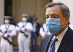 """Pnrr, ricerca e scuole, Draghi ammette l'affondo di Parisi: """"Bisogna migliorare"""""""