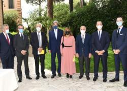 """B20 Italia 2021, Bonomi: """"Unione per uscire dalla pandemia"""".  Marcegaglia:"""" 2021 anno della rinascita"""""""