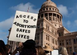 Legge sull'aborto in Texas, applicazione sospesa per verificarne la costituzionalità