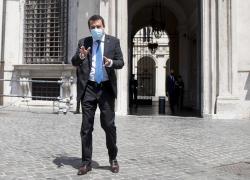 Governo, schiarita Salvini-Draghi dopo incontro: torna il sereno in Cdm
