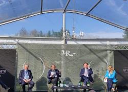 Forum in Masseria 2021, Bruno Vespa e grandi ospiti discutono il tema della ripartenza